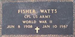 Fisher Watts