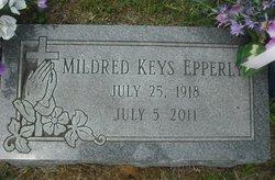 Mildred <i>Keys</i> Epperly