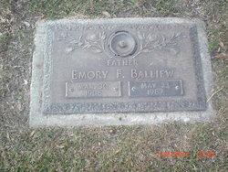 Emory F Balliew