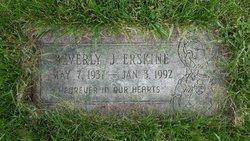 Beverly Jean <i>Hanlon</i> Erskine
