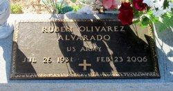 Ruben Olivarez Alvarado