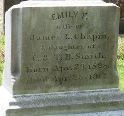 Emily F. <i>Smith</i> Chapin