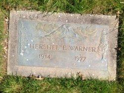 Hershel E. Warner