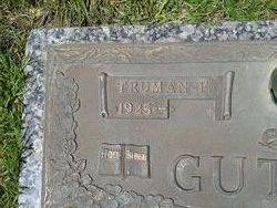 Truman Fredrick Guthrie