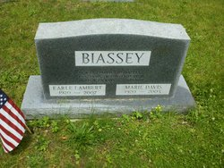 Marie <i>Davis</i> Biassey
