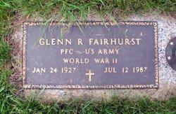 Glenn R Fairhurst