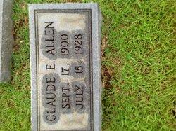 Claude E Allen