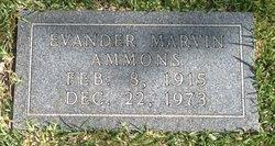 Evander Marvin Ammons