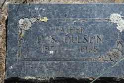 H. S. Ollson