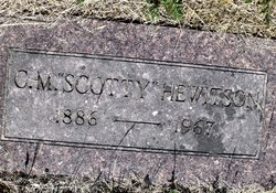 C. M. Scotty Hewitson