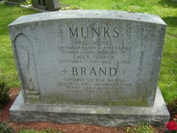 Audrey f <i>Munks</i> Brand