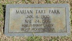Marian <i>Tart</i> Park