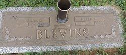 Helen <i>Matson</i> Blevins