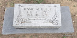 Jessie Maurine <i>Laramore</i> Guese