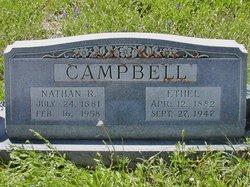 Ethel <i>Waller</i> Campbell