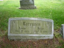 Anna <i>Weider</i> Lorenzen