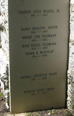 Frances <i>Scott</i> Green
