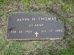 Alvin H Thomas