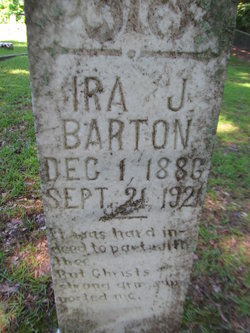 Ira J Barton