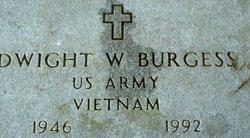 Dwight William Burgess