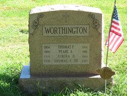 Pearl Alice <i>Peck</i> Worthington