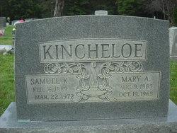 Samuel K. Kincheloe