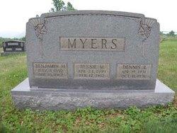 Bessie Meryle <i>Cline</i> Myers