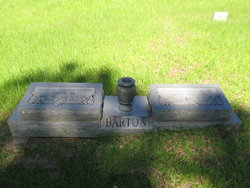 Effie <i>Meador</i> Barton