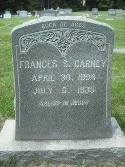 Frances S Carney