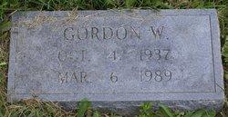 Gordon Wesley Levings