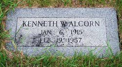 Kenneth W Alcorn