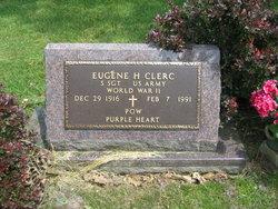 Eugene Henry Jack Clerc