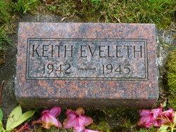 Keith Raymond Eveleth