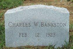 Charles W Bankston