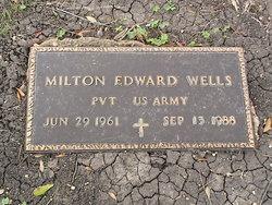 Milton Edward Wells