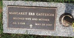 Margret <i>Erb</i> Gasteiger