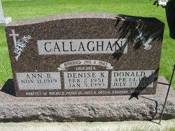 Denise Callaghan