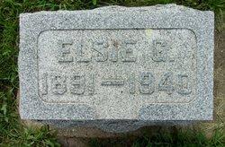 Elsie Grace <i>Curtis</i> McKeown