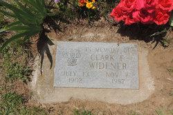 Clark F Widener