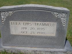 Lula Myrtle <i>Epps</i> Trammell