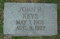 John R Keys