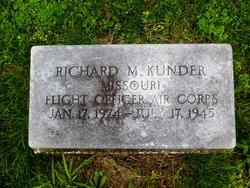 Richard M Kunder