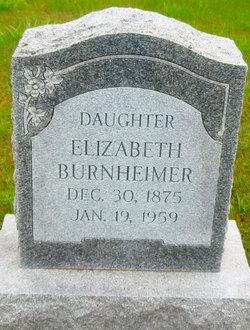 Elizabeth Burnheimer