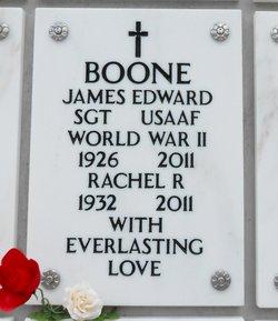 Rachel R <i>Thompson</i> Boone