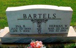 Ina B. <i>Bell</i> Bartels