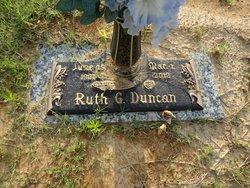 Ruth <i>Gillham</i> Duncan