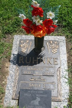 Sally Lou <i>Gross</i> Ruhnke