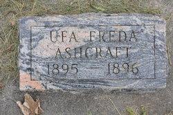 Ufa Fredia Ashcraft