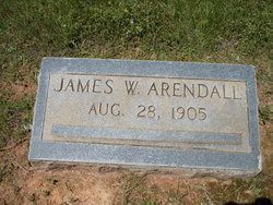 James Washington Arendall