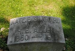 Katherine E Kate <i>Seaward</i> Allen